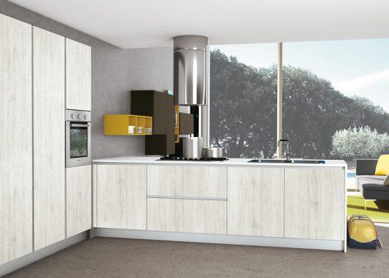 moderná kuchyňa ANK od CREO kitchens