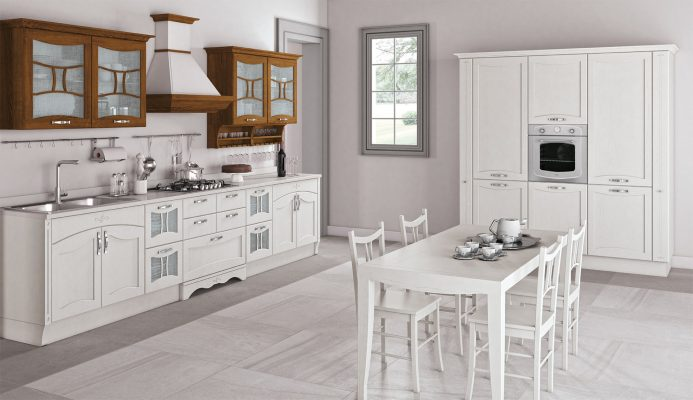 AUREA - klasická vidiecka kuchyňa