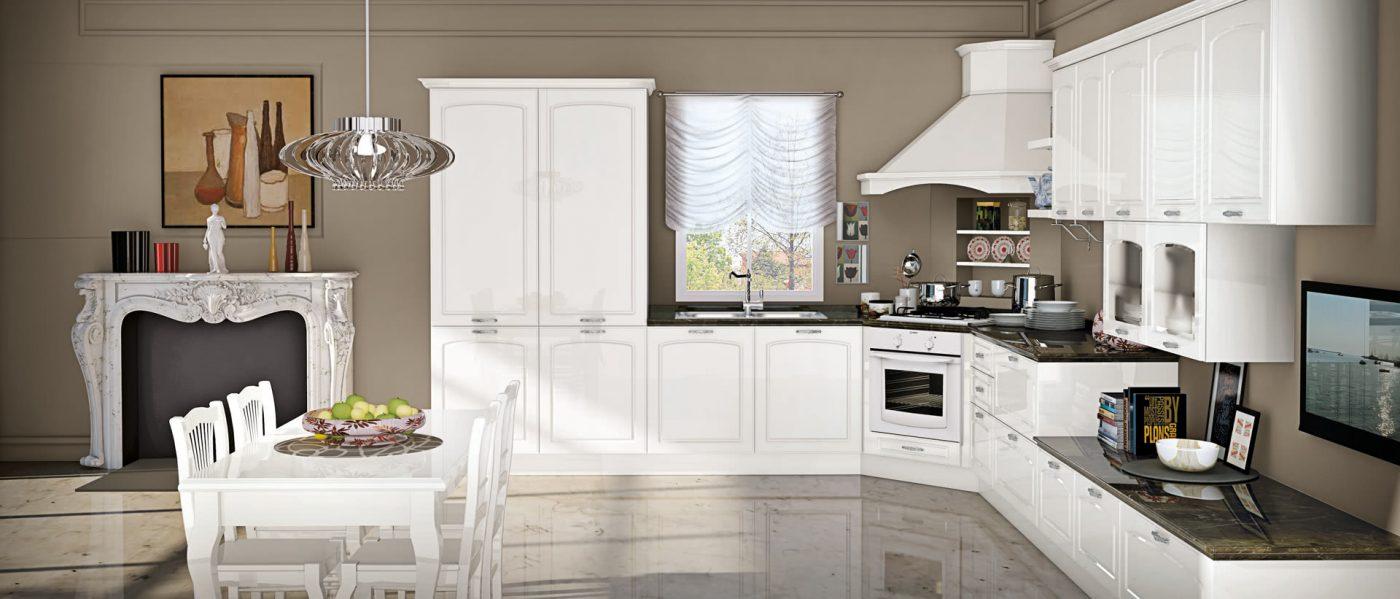 ELIN - klasický model kuchyne od spoločnosti CREO