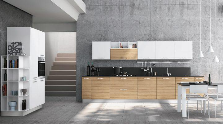 moderná kuchyňa BRITT od CREO kitchens