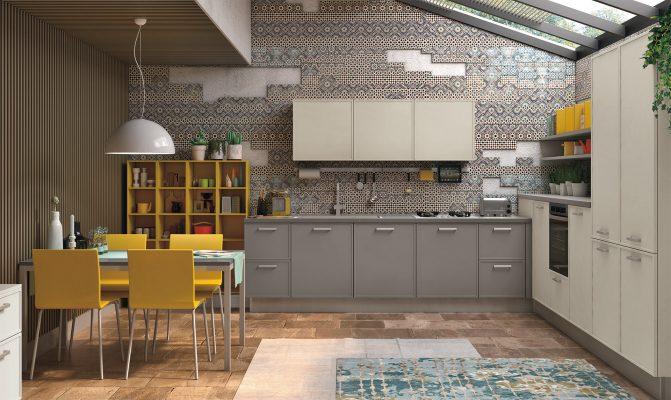 moderná kuchyňa REWIND od CREO kitchens