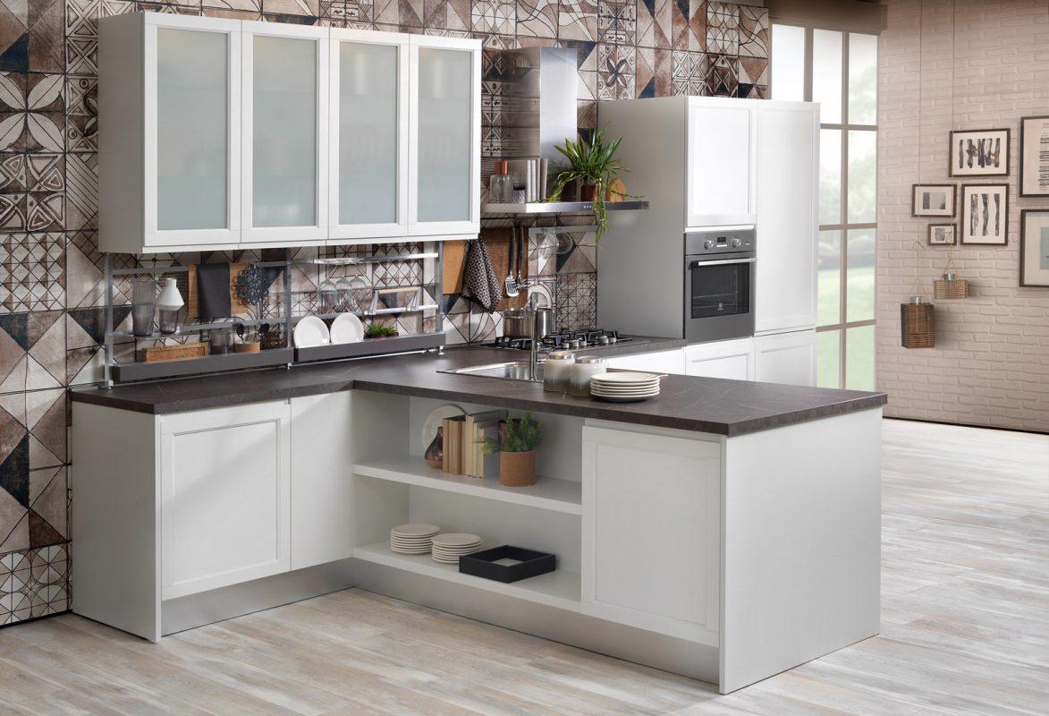 moderná kuchyňa SELMA od CREO kitchens