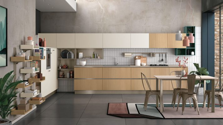 moderná kuchyňa TABLET od CREO