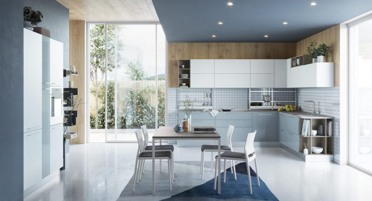 moderná kuchyňa ZOE - CREO