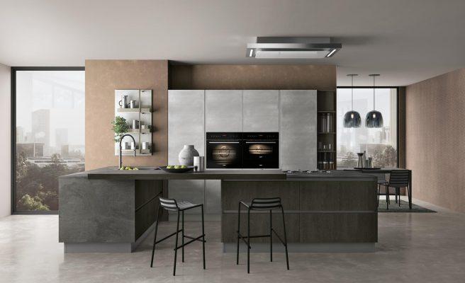 CloverLux moderná kuchyňa od Lube