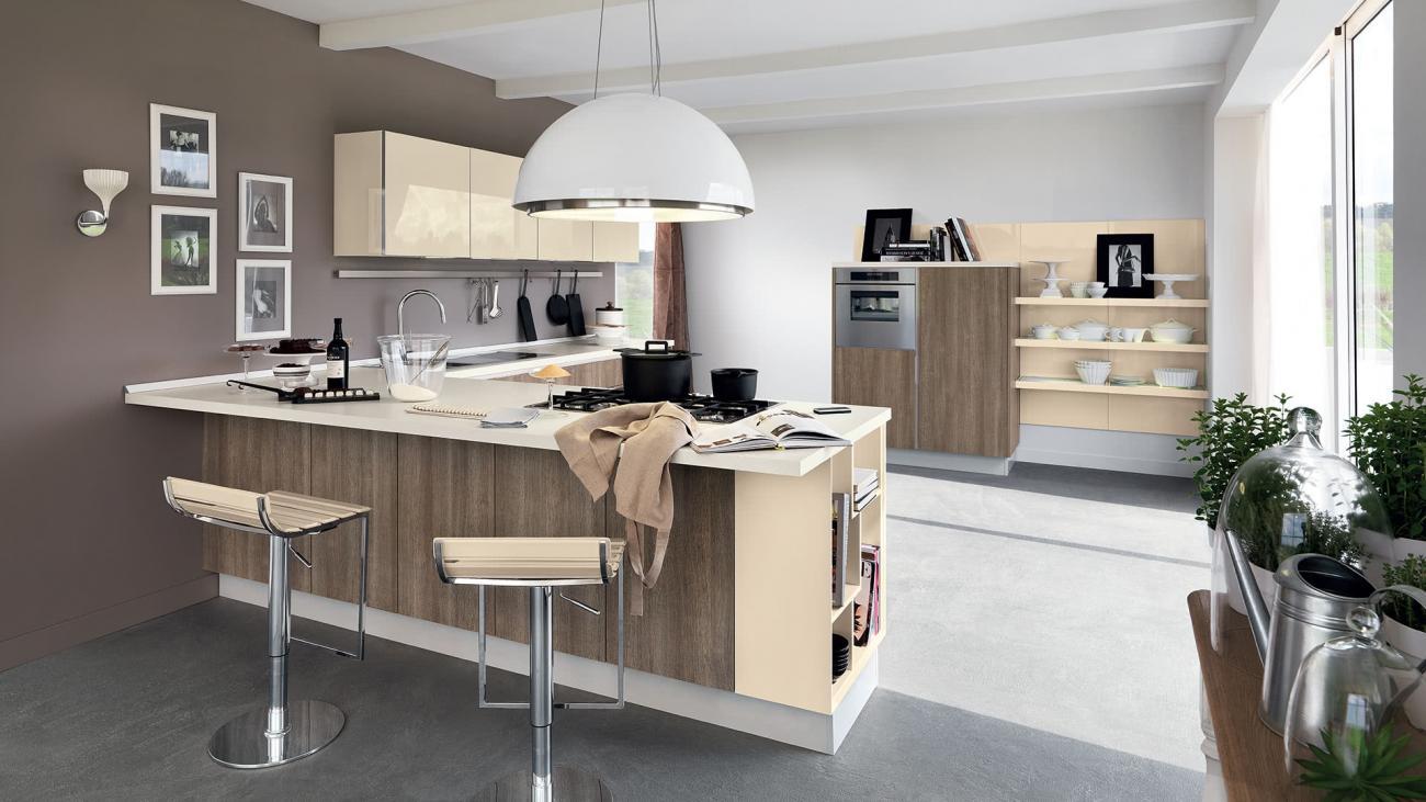 moderná kuchyňa ESSENZA od LUBE