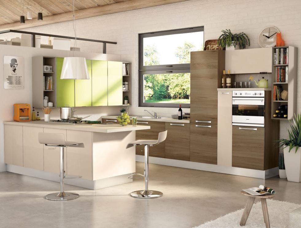 moderná kuchyňa NOEMI od LUBE