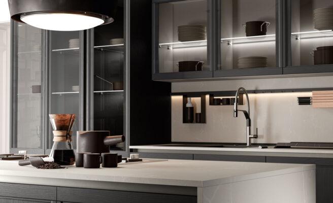 klasická kuchyňa Flavour LUBE